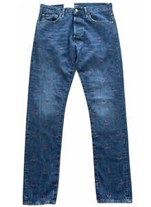 POLO RALPH LAUREN Blue Sullivan Slim Fit Jeans 32 W | 34 L