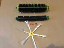NEW Roomba 500 600 Series Beater +Bristle Brush Set Pet 530 550 560 570 580 555