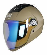 Steelbird Air Sba-2 Night Vision Full Face Motorcycle Matt Desert Helmet-Large