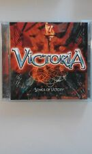 COMPILATION - VICTORIA - SONGS OF VICTORY (DELOREAN, CAPERCAILLE, BRENNAN)  CD