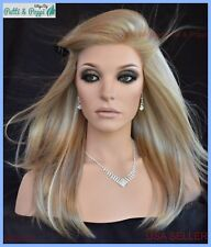 Fortune Ellen Wille Wig Extended Lace Front Monotop HandTied Champagne Mix