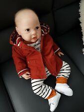 Beautiful Reborn Baby Boy - Elliott by Michelle Fagen - Bargain