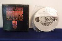 Quincy Jones, Roots, Soundtrack, A&M 1R1 6613, 4 track 3.75 IPS Reel To Reel