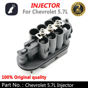 Central Port Fuel Spider Injector Injection for Chevy Pickup Truck V8 5.7L 5.0L