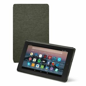 Amazon Fire 7 Cover Tablet Case 7th Generation 2017 Release Charcoal Black