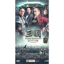 2010 NEW Three Kingdoms 三國 18 DVD 95episodes (English Subs) Ship from US