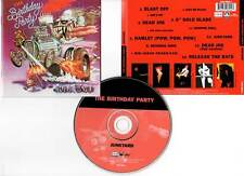 "THE BIRTHDAY PARTY (NICK CAVE) ""Junkyard"" (CD) 2000"