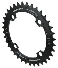 Race Face Single Narrow Wide 1x MTB Chainring - 104mm BCD 36t Black