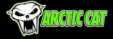 Arctic Cat Decal #3 Truck, Trailer Wall Art Sticker High Quality!!