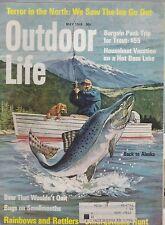 MAY 1969 OUTDOOR LIFE vintage hunting & fishing magazine