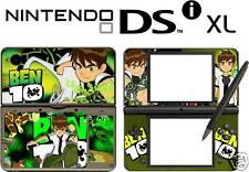 Nintendo DSi XL BEN 10 Vinyle Peau Autocollant Decal
