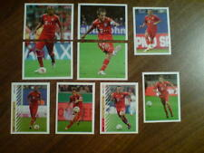 PANINI 9 Stickers FC Bayern München 2012 - 2013 Munich Bundesliga Deutschland