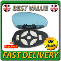 Right Driver Side Heated Wing Mirror Glass for BMW 1 Series E87 E88 2004-2009