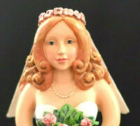 Jim Shore Bride From This Day Forward Enesco 2006 4007235