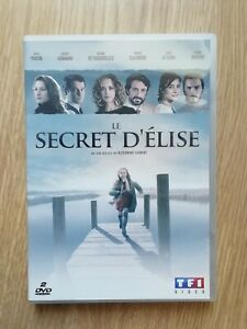 Coffret dvd série TV. Le secret d élise