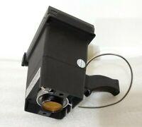 Polaroid Gelcam Camera Copal w/ Tominon 105mm Lens #15 orange filter
