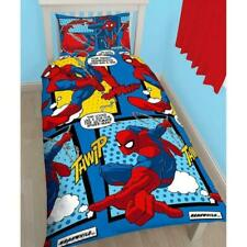 Comic Book Heroes Home Bedding for Children