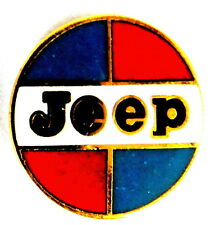 Auto pin/Pins-jeep chrysler logotipo [1222]