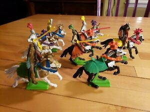 Britains LTD 1971  horses and soldiers  lot