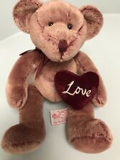 Russ Love Chantelle Teddy Bear Plush Gift Russ Berry and Company