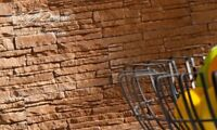 12 plastic molds *CALIBRA* for concrete veneer wall stone stackstone tiles DIY