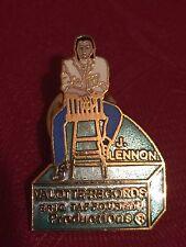 Rare The Beatles John Lennon Julian Lennon  Valotte Records Promo Pin Badge