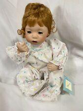 Ashton Drake Baby Talk Series Julie Good-Kruger Night Night Baby porcelain doll
