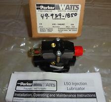 """*NEW* Parker L50-04Q/M7 Lubricator Pneumatic Air 1/2"""" Watts Tool L5004 L5004QM7"""