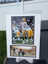 BRETT FAVRE 2007 GREEN BAY PACKERS 61,405 12X16 USPS MATTED PHOTO & EVENT COVER