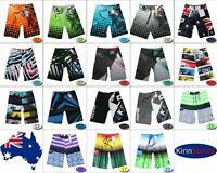 Men Boys Swimming Shorts Swimwears for Surf Board Beach Trunks Pants Boardshorts