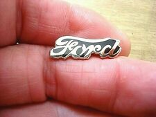 FORD SCRIPT TIE TAC  LAPEL PIN HATPIN MODEL A MODEL T FORD COLLECTORS 1903 -2022