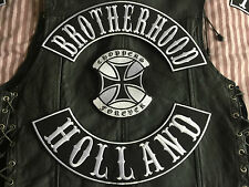 Brotherhood Holland Choppers Forever Complete Set MC Harley without Cowl