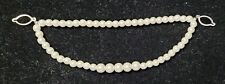 Pearl Sweater Holder Vintage Looking Faux