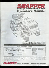 Outdoor Power Equipment Manuals Amp Guides For Sale Ebay