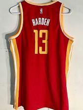 Adidas Women's NBA Jersey Houston Rockets James Harden Red Alt sz S