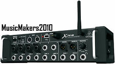 BEHRINGER X AIR XR12 iPAD/ANDROID Rackmountable Mixer - XR-12 - NEW! Make Offer!