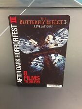 """Movie Backer Card """"The Butterfly Effect 3: Revelations"""" Not Movie Mini Poster"""
