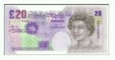 £20 Pound Note Novelty Paper Napkins Tissues For Gift Party Etc. 1 Pack of 10