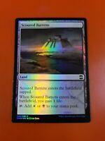 1x Scoured Barrens | FOIL | Eternal Masters | MTG Magic Cards