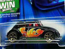 Hot Wheels VW BUG (Black) #197