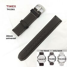 TIMEX Ersatzarmband T41361 EXPEDITION Combo - 20mm - universal fit T41371 T41351