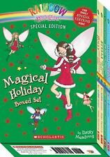 Rainbow Magic Ser.: Rainbow Magic Special Edition: Magical Holiday Boxed Set...