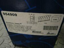Monarch 954909 System 1000 Fasteners 5000 pc Box