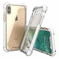 Idea Promo® iPhone XS Max SHOCKPROOF Case Drop Protection Anti Scratch White
