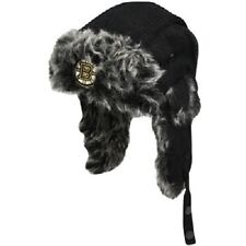 BOSTON BRUINS PROSPECTOR KNIT & FAUX FUR HAT by OLD TIME HOCKEY