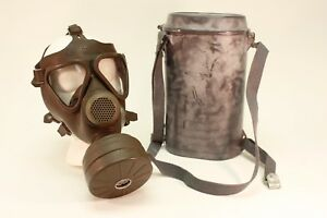 Premium NBC Gas Mask German Drager Military & Police M65 Full-Face