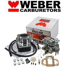For BMW E10 2002Tii 32/36 DGAV Carburetor Conversion Kit Authentic Weber 0040