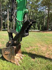 Bobcat E26 Hydraulic Mini Excavator Thumb Pin On Grapple Clamp Claw Kit