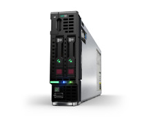 HPE ProLiant BL460c Gen10 - 1x Xeon G 6126 2.6GHz 12C / 16GB / 20Gb - Off Lease
