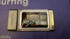 Sound Blaster AUDIGY2 ZS Notebook